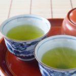 緑茶を飲むとアトピーの症状が落ち着くって本当?