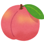 最近こんなことありませんか?桃を食べて起きてしまうアレルギー症状