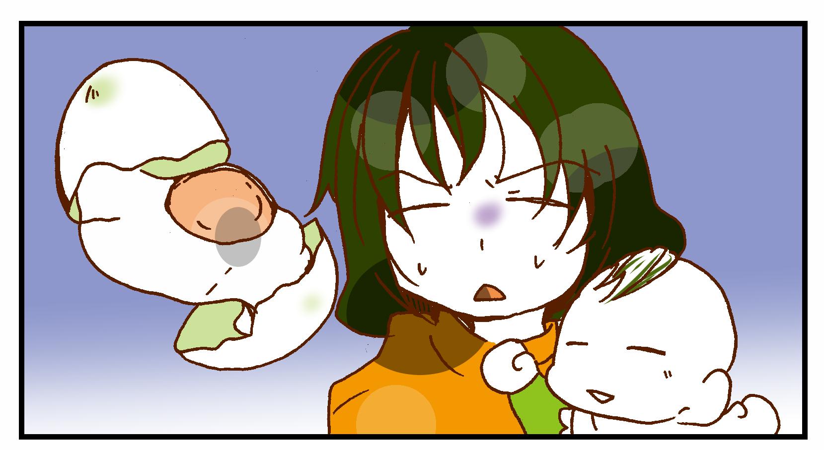 うちの子が卵アレルギー!?赤ちゃんの食物アレルギーについて考えよう!!