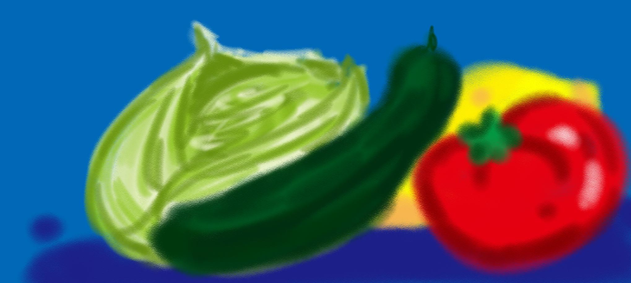 生野菜を食べると痒くなる?あのアレルギーの関連と症状は?