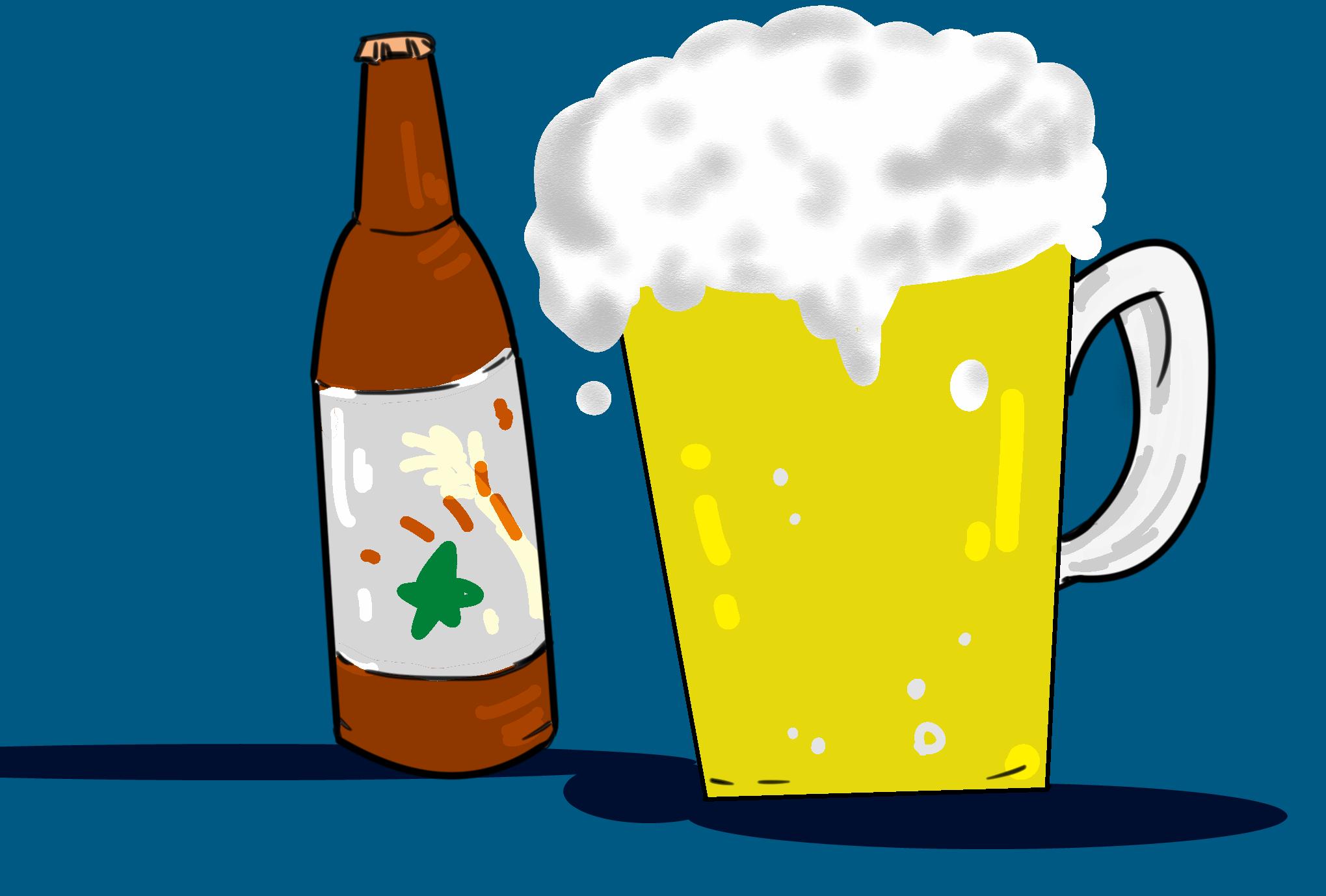 ビールアレルギーの原因は一つじゃない?呑んでかゆみが出るのは??
